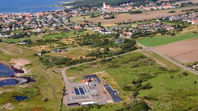 Ansökan om tillstånd för fortsatt verksamhet vid Torekov reningsverk