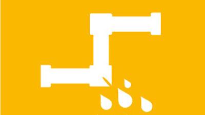 Vattenläcka