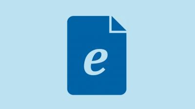 Anmälan om e-faktura
