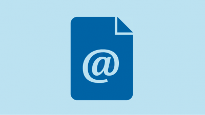 Anmälan om faktura via e-post